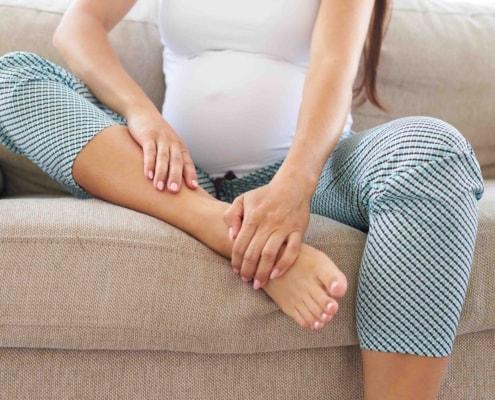 Hamilelerde Ayak Bakımı